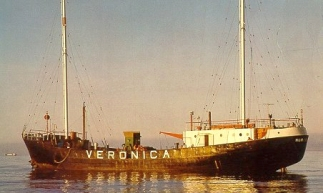 Zendschip radio veronica